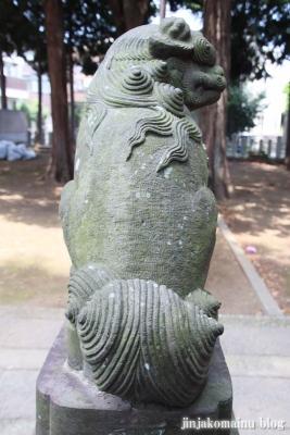 中村八幡神社(練馬区中村南)43