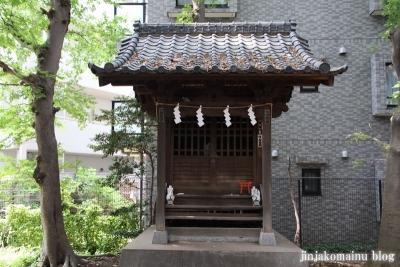 田中稲荷神社(練馬区中村南)5