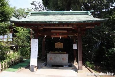鷺宮八幡神社(中野区白鷺)16