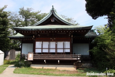 鷺宮八幡神社(中野区白鷺)17