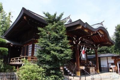 鷺宮八幡神社(中野区白鷺)22