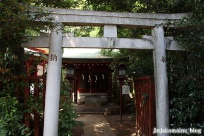 鷺宮八幡神社(中野区白鷺)23