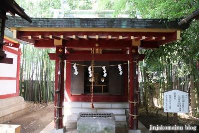 鷺宮八幡神社(中野区白鷺)24