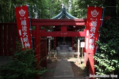 鷺宮八幡神社(中野区白鷺)25