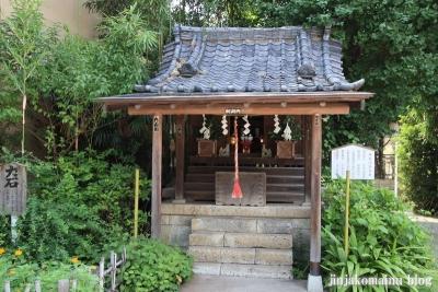 鷺宮八幡神社(中野区白鷺)30