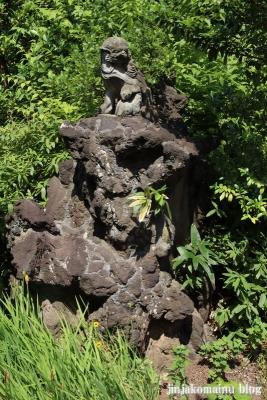 鷺宮八幡神社(中野区白鷺)6