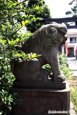 鷺宮八幡神社(中野区白鷺)12