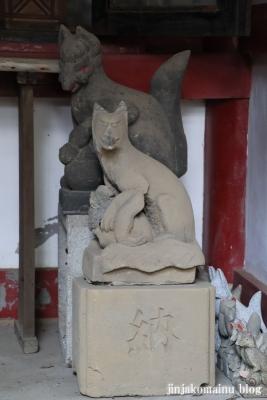 鷺宮八幡神社(中野区白鷺)27