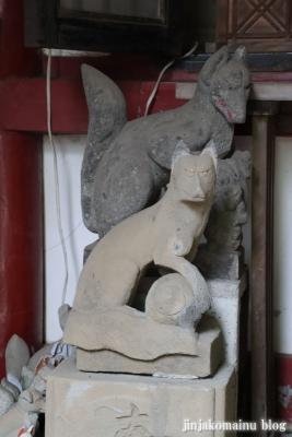 鷺宮八幡神社(中野区白鷺)28