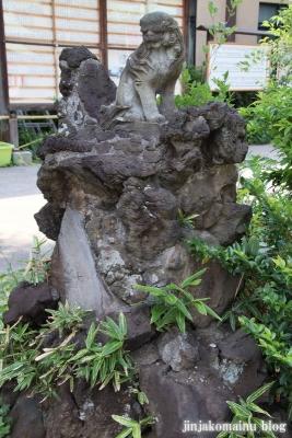 鷺宮八幡神社(中野区白鷺)8