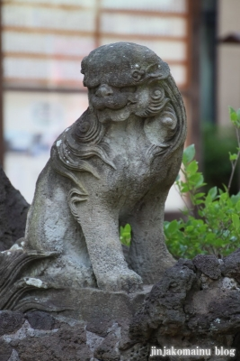 鷺宮八幡神社(中野区白鷺)9