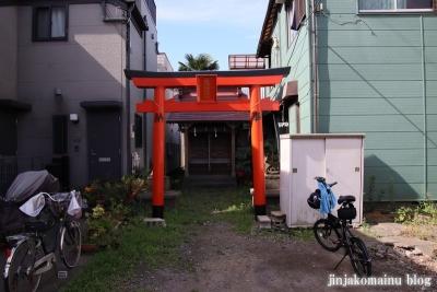 藤崎稲荷神社(大田区羽田)1