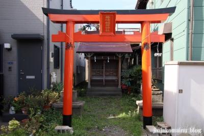 藤崎稲荷神社(大田区羽田)2