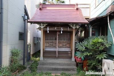 藤崎稲荷神社(大田区羽田)6
