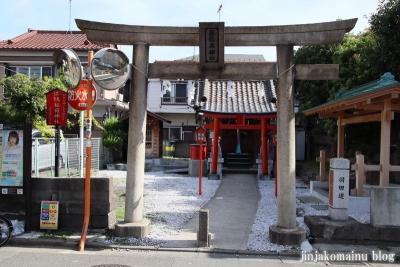鷗稲荷神社(大田区羽田)2