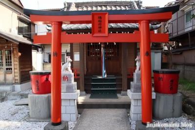 鷗稲荷神社(大田区羽田)9