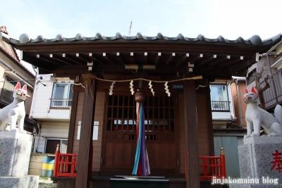 鷗稲荷神社(大田区羽田)13