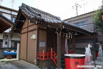 鷗稲荷神社(大田区羽田)14
