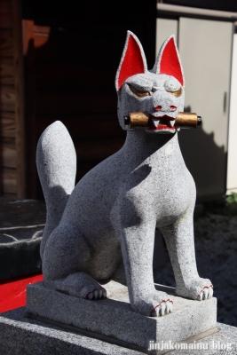 鷗稲荷神社(大田区羽田)12