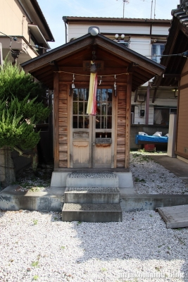 鷗稲荷神社(大田区羽田)16