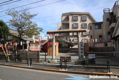 中村天祖神社(大田区本羽田)1