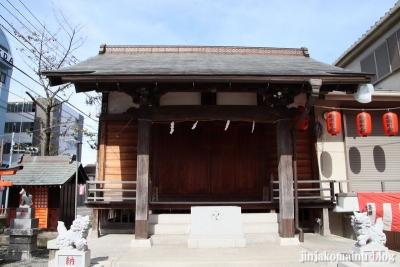中村天祖神社(大田区本羽田)7
