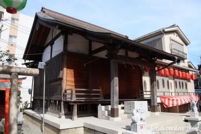 中村天祖神社(大田区本羽田)8