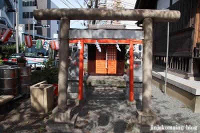 中村天祖神社(大田区本羽田)10