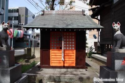 中村天祖神社(大田区本羽田)11