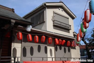 中村天祖神社(大田区本羽田)13