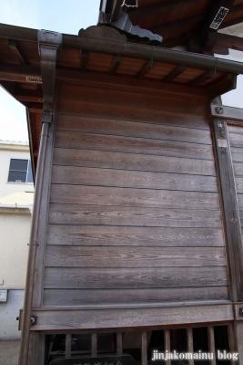 中村天祖神社(大田区本羽田)9