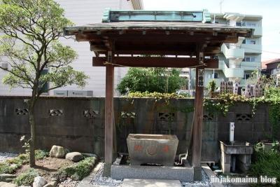 東中江名天祖神社(大田区西糀谷)3