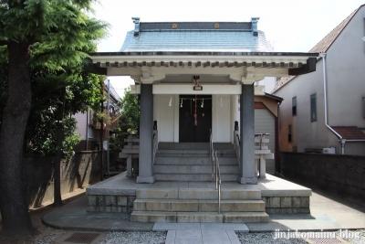 東中江名天祖神社(大田区西糀谷)4