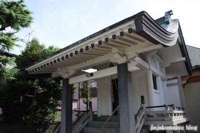東中江名天祖神社(大田区西糀谷)5