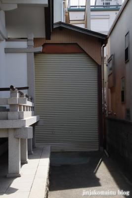 東中江名天祖神社(大田区西糀谷)6