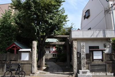 津島神社(大田区大森東)1