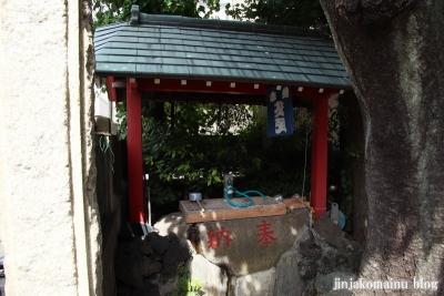 津島神社(大田区大森東)5
