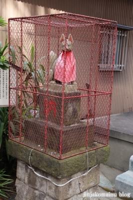 王森稲荷神社(大田区大森東)9