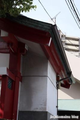 王森稲荷神社(大田区大森東)12