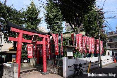 王森稲荷神社(大田区大森東)1