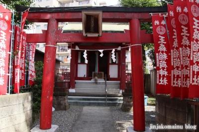 王森稲荷神社(大田区大森東)5