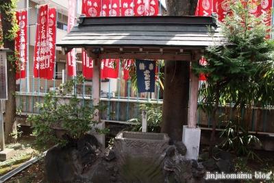 王森稲荷神社(大田区大森東)7