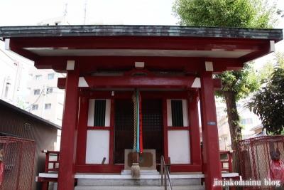 王森稲荷神社(大田区大森東)10