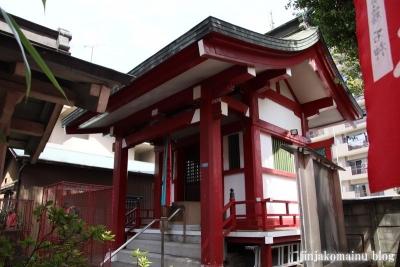 王森稲荷神社(大田区大森東)11