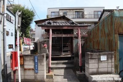 最勝稲荷神社(大田区大森東)1