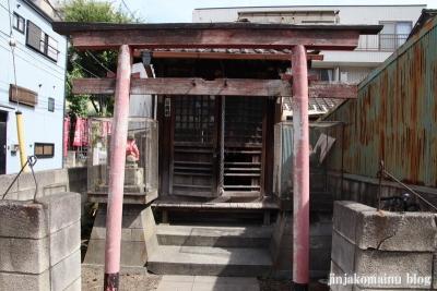 最勝稲荷神社(大田区大森東)2