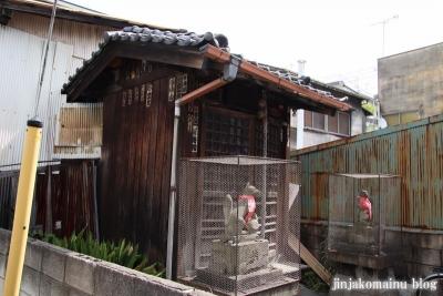 最勝稲荷神社(大田区大森東)6