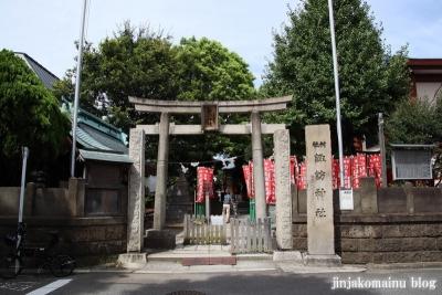 大森諏訪神社(大田区大森西)1