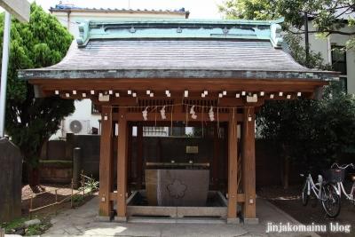 大森諏訪神社(大田区大森西)7