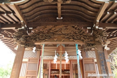 大森諏訪神社(大田区大森西)9